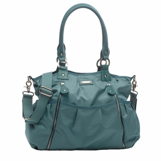 SOLD OUT Storksak Olivia Nylon Diaper Bag - Teal