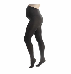 TEMPORARILY OUT OF STOCK Seraphine Mother 60 Denier Semi Opaque Overbelly Maternity Tights