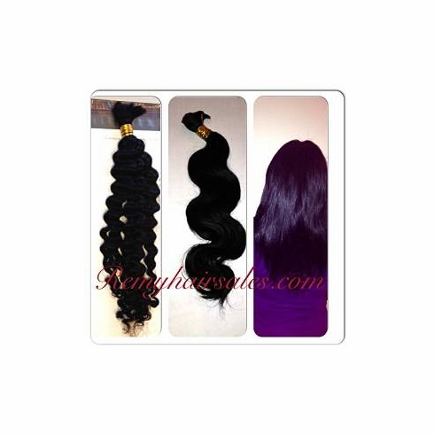 100% Human Hair Supplies, BODY WAVE 12""
