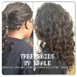 BRAIDS in NJ - Treebraids by Kaale PA, NY- The New  IT Girl Styles