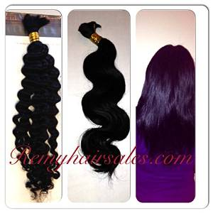 BUY 100% HUMAN HAIR SUPPLIES For Tree Braids, Weaves- Amazon