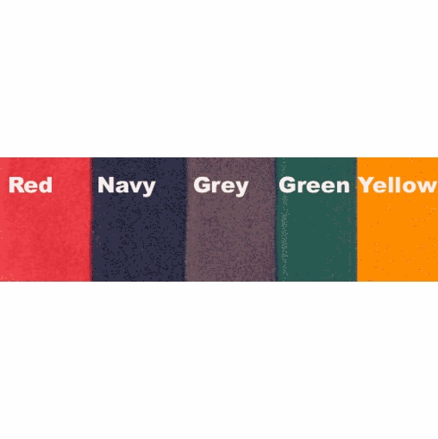FLEECE SCARF- Red, Navy, Charcoal-grey, Green, Yellow, Scarves