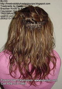 FUSION HAIR EXTENSIONS Salon, Brazilian Knots, Natural Fusion, NJ