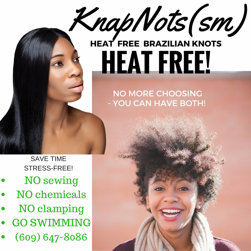 Brazilian Knots, Treebraids, Tape Hair Extensions & Training- NJ