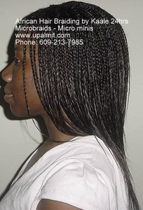 Kaales African Hair Braiding- NJ Treebraids, Brazilian Weaves, Supplies