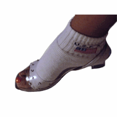 Toeless Sports Socks: Toeless Sandal Socks
