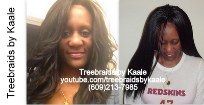 Tree Braids- Curly Tree Braids, Straight Tree Braids, Wavy, All