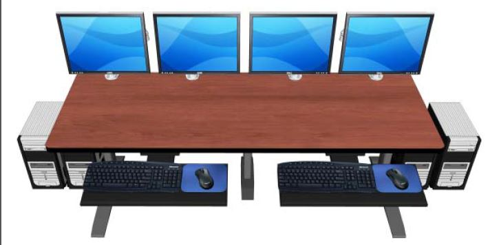 </b></font>CONTROL ROOM DESK  DISPATCH DESK #SDL-8430</font>. </b></font></b>