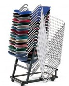 Acton Chair Dolly For Armed Stack Chairs