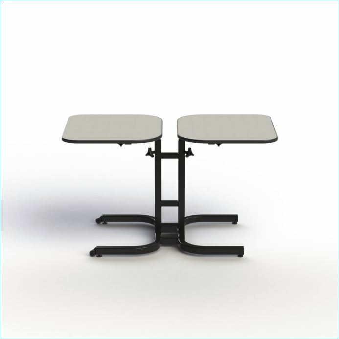 </b></font>WHEELCHAIR ACCESSIBLE HEIGHT ADJUSTABLE DINING TABLE. ADA COMPLIANT FURNITURE. VIDEO. FREE SHIPPING.  RATING: &#11088;&#11088;&#11088;&#11088;</b></font>