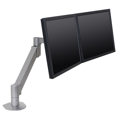 Adjustable Dual Monitor Arm | Innovative #7500-Wing