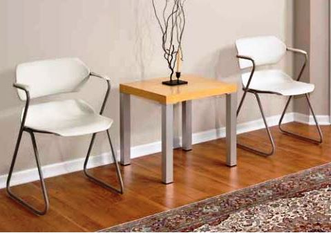 American Seating Acton Stacking w/Arms #AC0020-E