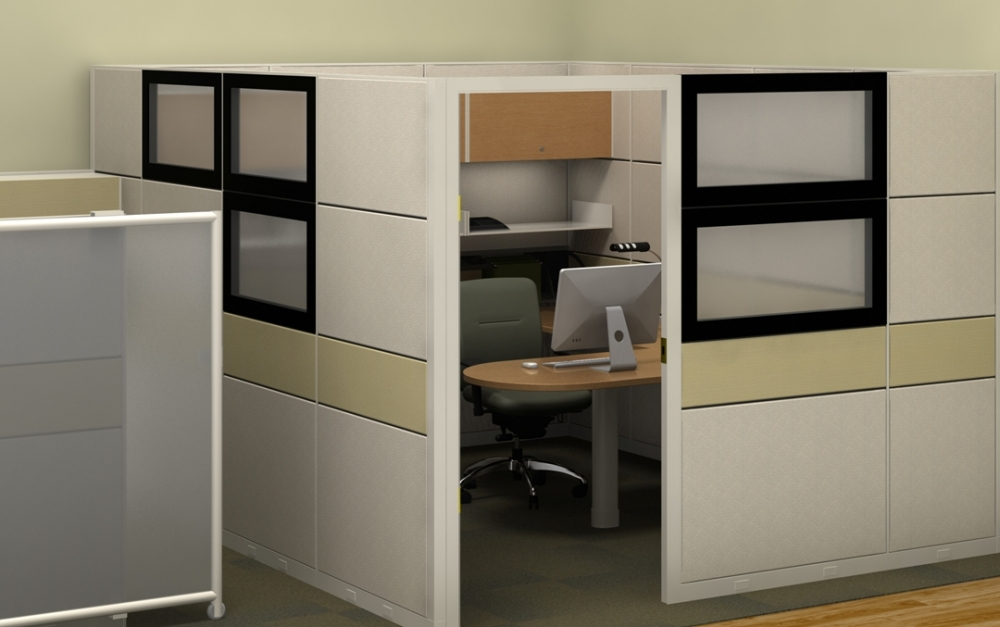 American Seating Framework Modular Office Furniture