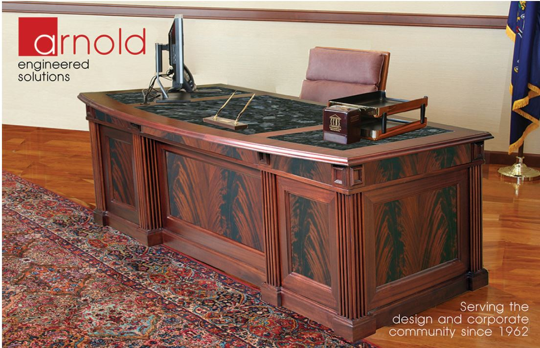Courtroom Furniture Judges Bench Desk Mock Courtroom