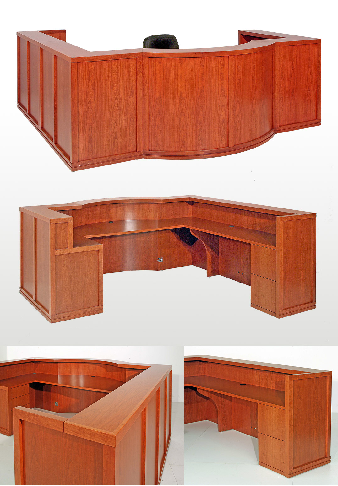 Ascoan Reception Desk