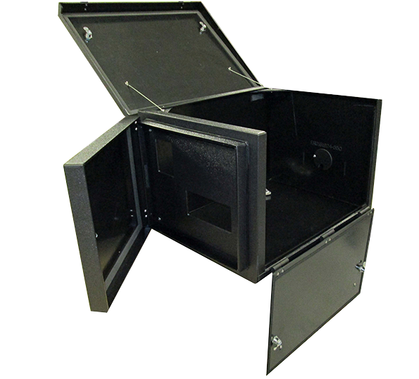 Acoustical Cover Enclosure For SATO Barcode Thermal Printer #M84PRO 2