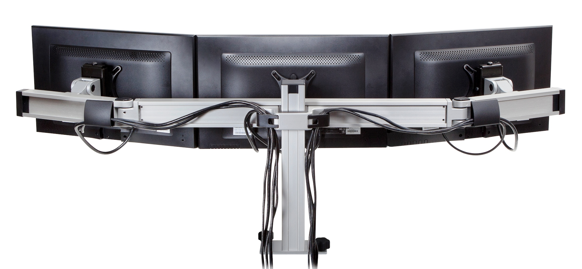 Innovative Bild Triple Monitor Mount Bild 3 Multi