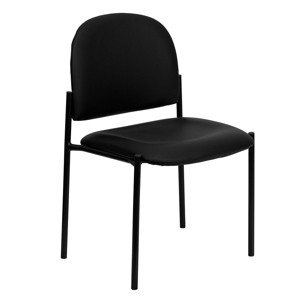 <font color=#c60>Save 50% w/Free Shipping!</font> Black Vinyl Comfortable Stackable Steel Side Chair BT-515-1-VINYL-GG <font color=#c60>Read More ... </font>