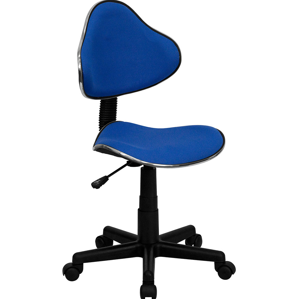 <font color=#c60>Save 50% w/Free Shipping!</font> Blue Fabric Ergonomic Swivel Task Chair BT-699-BLUE-GG  <font color=#c60>Read More ... </font>