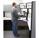 Ckick to watch the Health Postures Dual Monitor Arm #6350 Video.