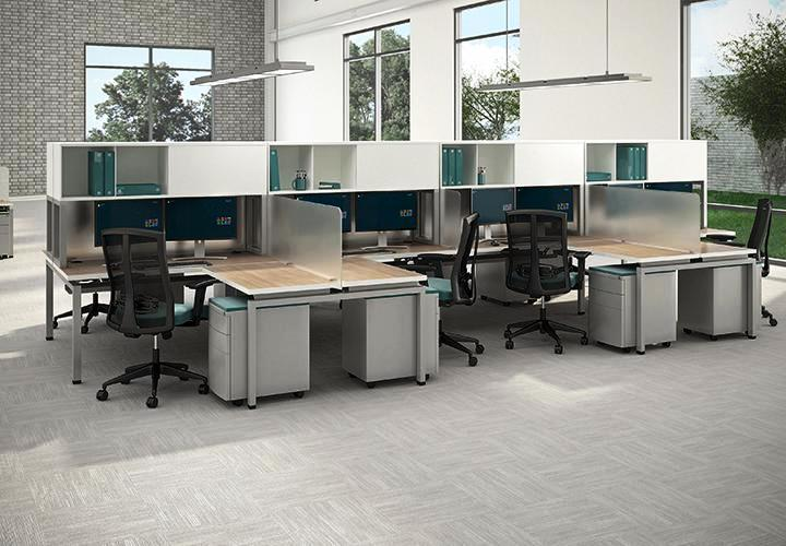 Control Room Furniture Clear Design Furniture TX Blade Bench