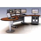 Control Room Desks | Radiology Desk
