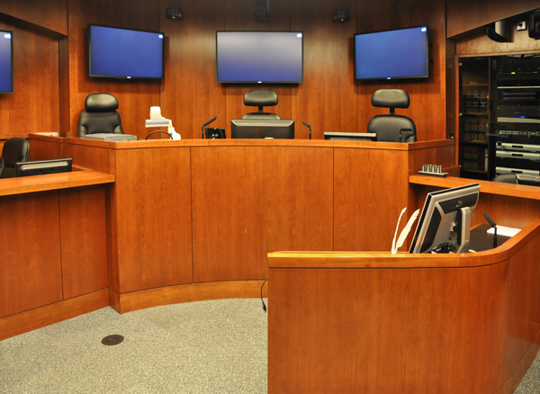 <i><font color=blue>Courtroom Furniture: Contemporary, Transitional, Traditional, Custom</i></font>