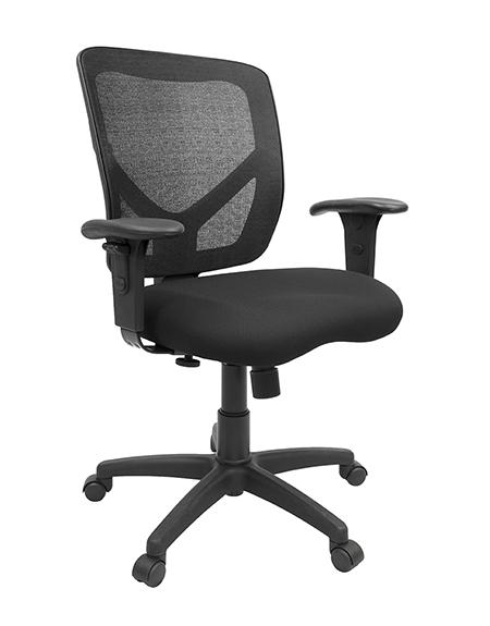 </b></font>EHOME Black Mesh Chair Cool and comfy. Ships in 3-4 days. EHOME-N6000. <b></font>. </b></font></b>