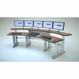 Dispatch Consoles | Control Room Furniture