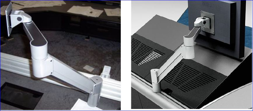 FP-7500 Articulating monitor arm