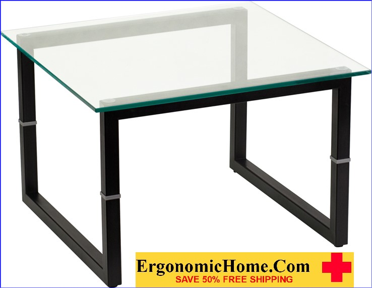 Ergonomic Home Glass End Table <b><font color=green>50% Off Read More Below...</font></b></font></b>