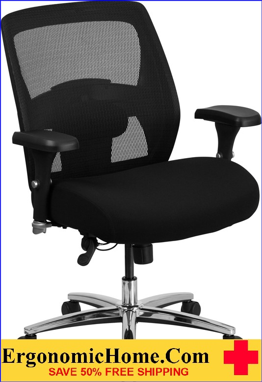 Ergonomic Home TOUGH ENOUGH Series 24/7 Multi Shift, Big U0026 Tall 500