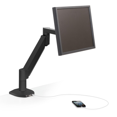 Innovative Busby 7500 Monitor Arm W/ Powered USB Port