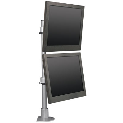 Innovative Dual Monitor Stand #9136-D-28-FM