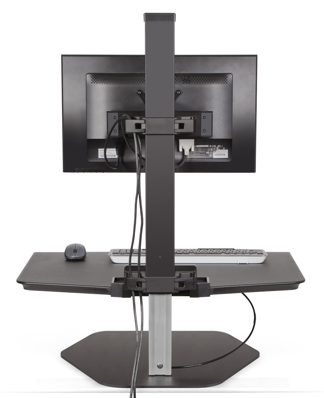 Innovative Winston Wstn 1 Fs Adjustable Sit Stand