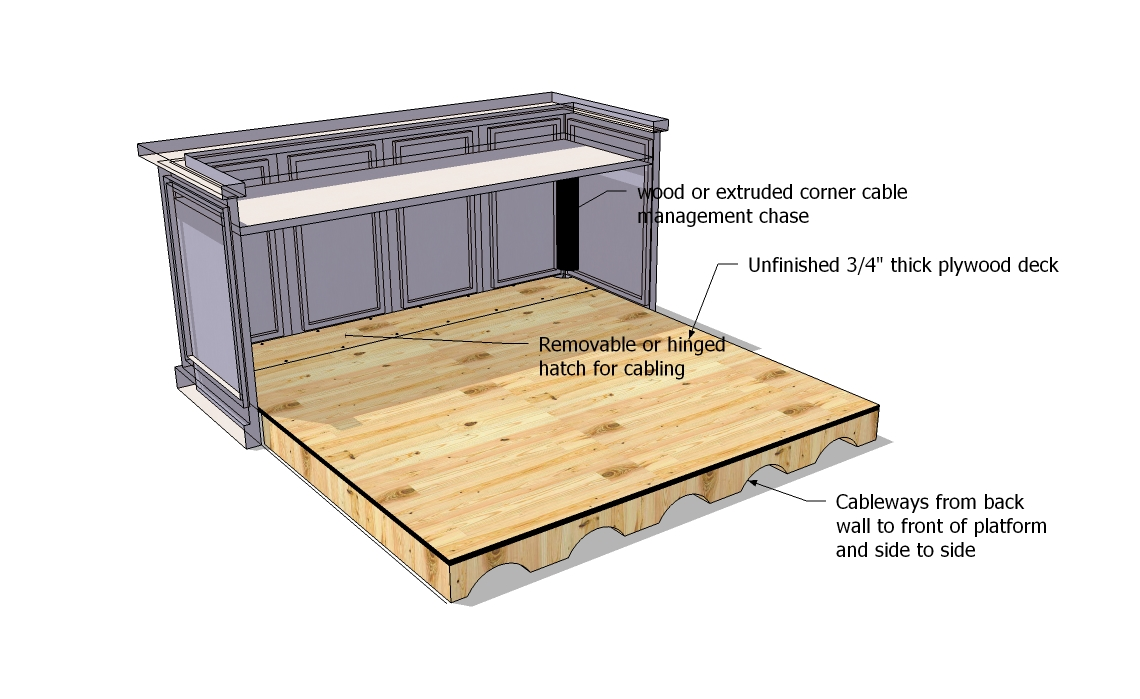 Judges Desk Kent Traditional Style Ergonomichome Com