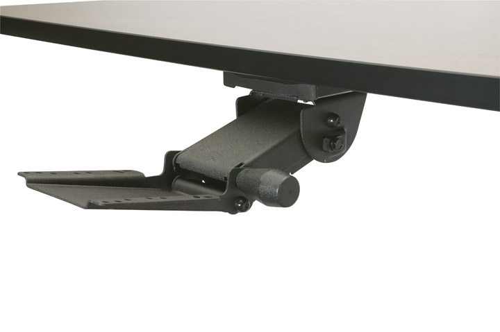 ERGONOMIC HOME KEYBOARD ARM ADJUSTABLE And ARTICULATING #AM-17: