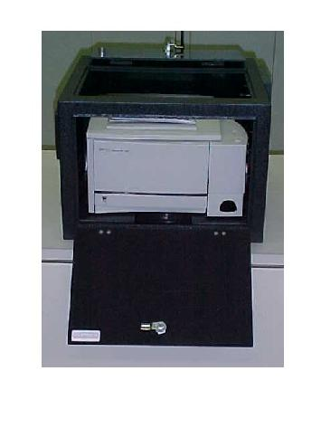 Acoustical Printer Covers For Laser Printers | Laser Enclosure For ...