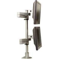Lcd Monitor Mount Innovative 9130 D Dual Monitor Arm