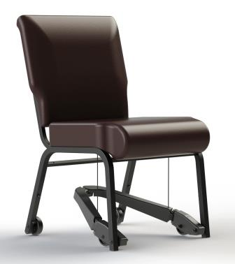 Comfortek Royal EZ Armless Patient Chair #801-REZ:</b></font>