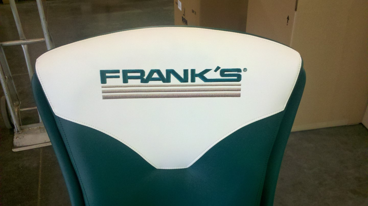 <b><font color=green>LOGO CHAIRS - EMBROIDERY CHAIRS: Update Your Company Image With A Customized Logo Chair.</b></font>