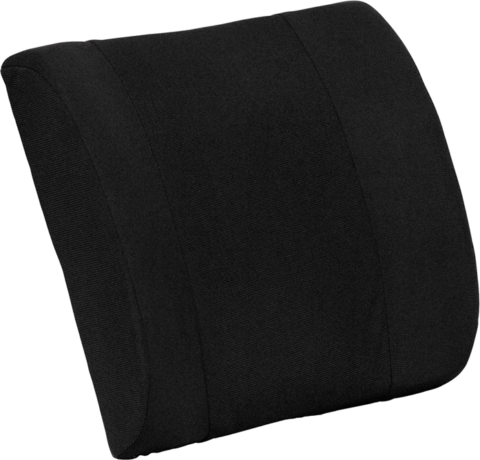 ERGONOMIC HOME Lumbar Cushion with Strap <b><font color=green>50% Off Read More Below...</font></b>