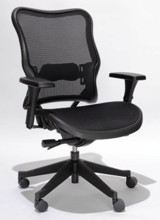 Mesh Office Chair #167-Q. Free Shipping In 3-4 Days.