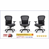 Mesh Office Chairs Keep You Cool And Comfortable.