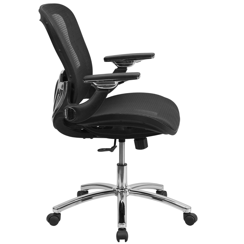 Office Chairs With Lumbar Support And Adjule Arms Photos