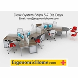 Modular Control Room Workstations