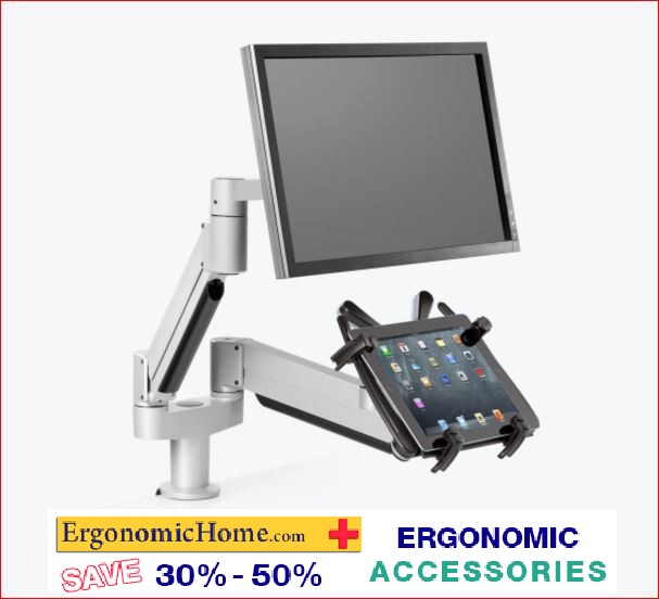 Monitor & Laptop Arm Combo</font></b>