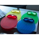 <b><font color=#c60>MOUSE PAD W/GEL WRIST REST. CERTIFIED CLASS 100 CLEAN ROOM #STMP68:</b></font> </font></b>