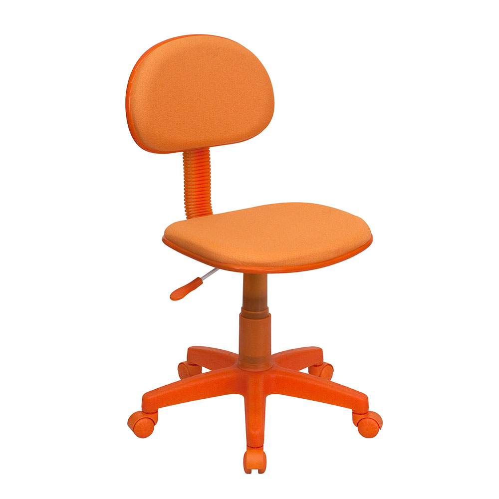 <font color=#c60>Save 50% w/Free Shipping!</font> Orange Fabric Ergonomic Swivel Task Chair BT-698-ORANGE-GG <font color=#c60>Read More ... </font>