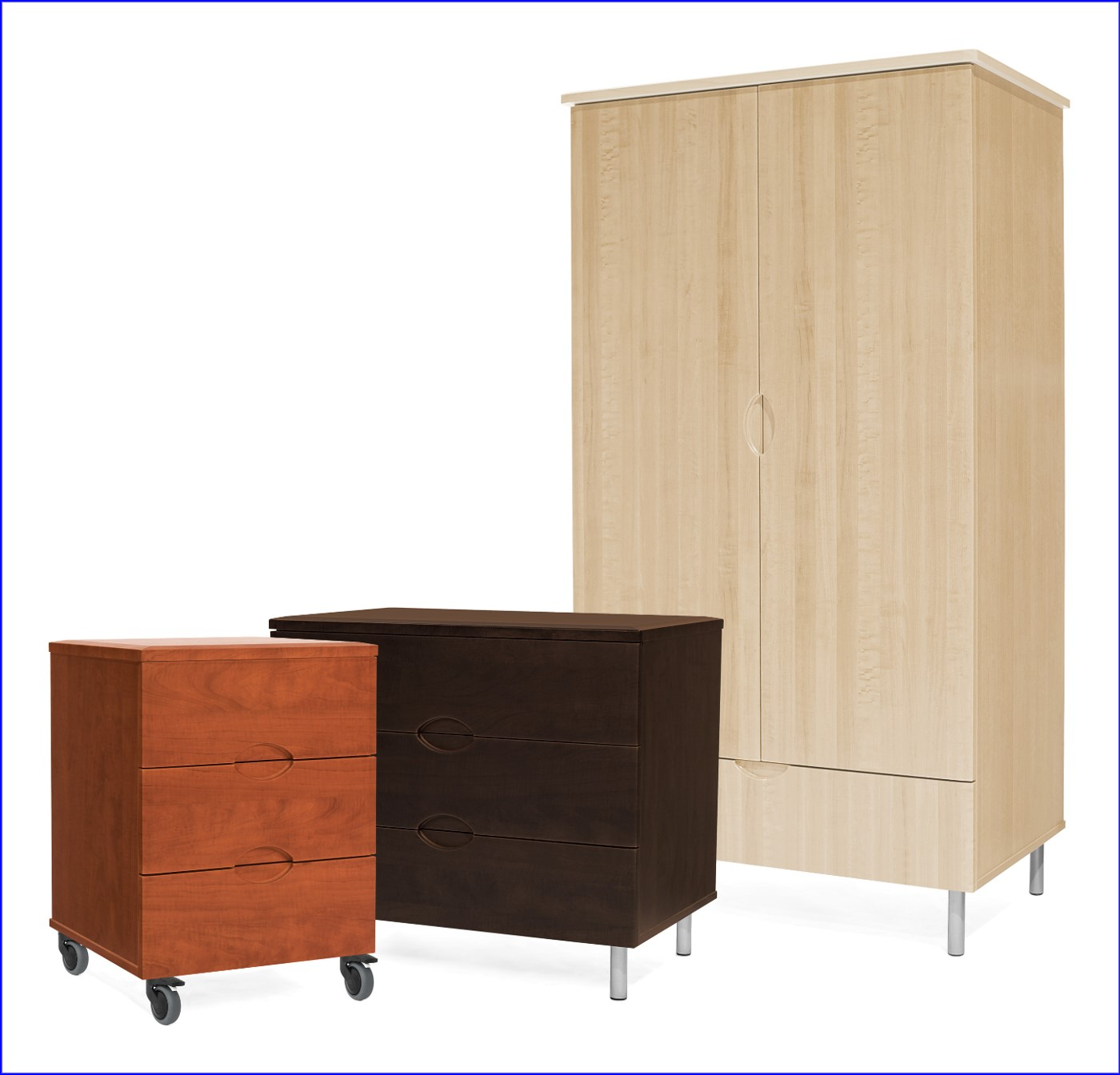 PORTER PATIENT ROOM CASEGOODS FURNITURE BY STANCE HEALTHCARE